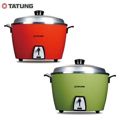 TATUNG大同 TAC-10L  10人份電鍋(全不鏽鋼配件) ~顏色隨機出貨~ (6.7折)