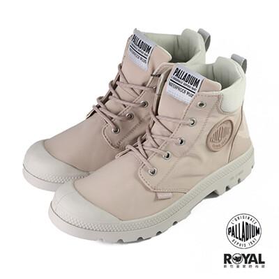 Palladium Pampa Lite 粉色 尼龍 防水 輕量 休閒鞋 女款 NO.B1470 (10折)