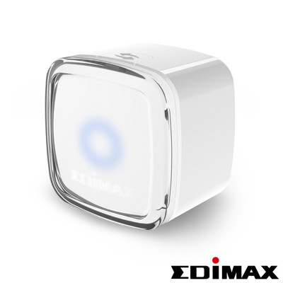 EDIMAX 訊舟 EW-7438RPn Air N300 Wi-Fi無線訊號延伸器 (6.6折)