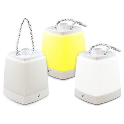 USB LED 可充電式露營手提燈 (6.2折)