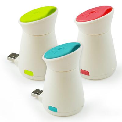 迷你可攜式 USB小企鵝香薰加濕器 (1.4折)