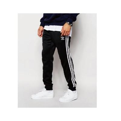 ISNEAKERS adidas Superstar pants AJ6960 rocky 黑色棉褲 (9折)