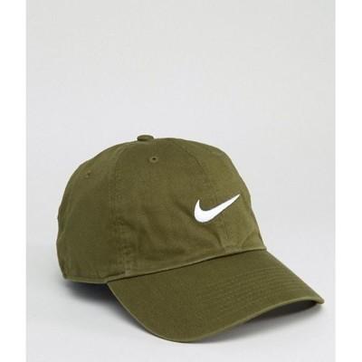 ISNEAKERS Nike Swoosh Cap 546126-331 LOGO 電繡 老帽 棒球 (8.4折)