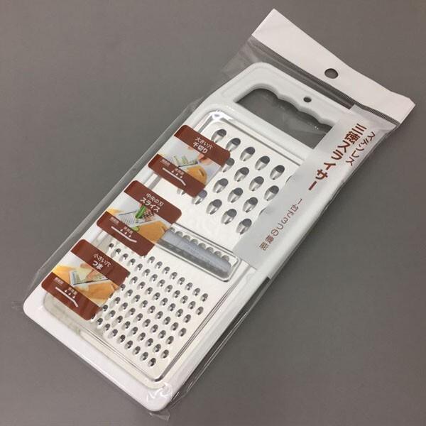 居家寶盒三德刨絲 三用刨絲刀 刨絲器 切絲 切片 廚房切菜神器 切絲板