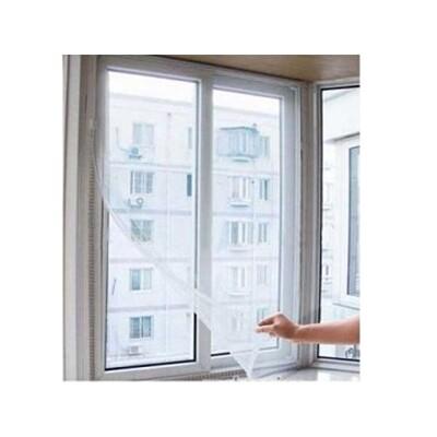 居家寶盒【SV6101】時尚DIY自粘型防蚊紗窗 防蚊 窗簾 1.5m*2m