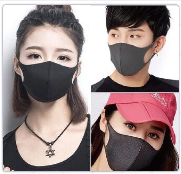 3d立體口罩 明星3d阻絕粉塵防飛沫口罩 可重複使用 親膚性高 修飾臉型