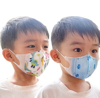 現貨秒出!【3D立體幼幼兒童口罩《不挑款》】 幼幼口罩3D口罩 兒童口罩 立體口罩 口罩 歐盟認證 (6.6折)