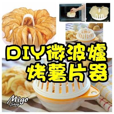 【DIY微波爐烤薯片器】DIY微波爐烤薯片器燒烤一家 (4.5折)
