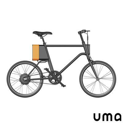 【 UMA 雲馬 】C1 智行車 搭配電動輔助模式 可定速 最懂年輕人的電動車 (9.7折)