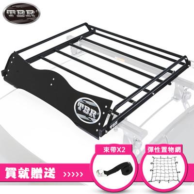 【TBR】ST12S-96 車頂置物架 攜車架 行車架 車頂架 (免費贈送擾流版!+彈性置物網!) (8.2折)