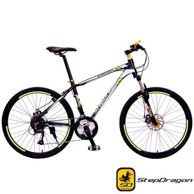 【StepDragon】伯爵 SMA-700 日本 Shimano 27速 26吋鋁合金碟煞登山車 (8.9折)