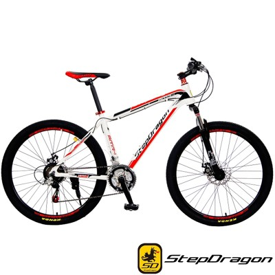 【StepDragon】SMA-300 拓荒者 Shimano 26吋21速鋁合金碟煞登山車 (8.9折)
