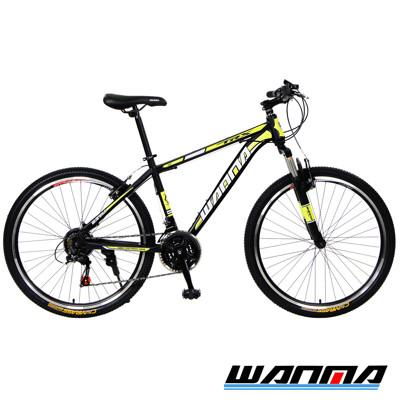 【WANMA】WM-1 26吋 日本SHIMANO 21速 登山車-服務升級版 (7.9折)