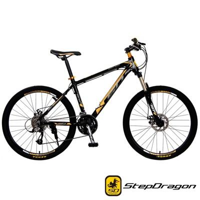 【StepDragon】 SMA-1000 MicroSHIFT 30速 鋁合金碟煞登山車 (8.9折)
