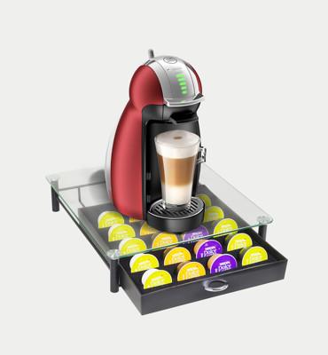 【漾美】雀巢 DOLCE GUSTO/Vertuoline咖啡膠囊20顆收納架/抽屜盒 (4.6折)