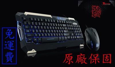 ❤含發票❤銷售冠軍►TT曜越軍令官電競類機械式鍵盤◄電競王者號令天下❤電競鍵盤滑鼠組英雄聯盟LOL (4.7折)