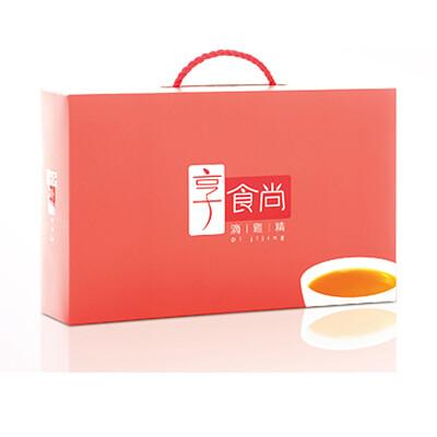 【享食尚】常溫滴雞精6入獨家禮盒組(45ml/入TVBS時尚教主藍心湄推薦) (8.4折)