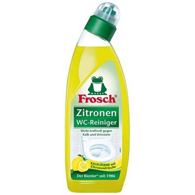 德國 Frosch 檸檬馬桶清潔劑 750ml (3折)