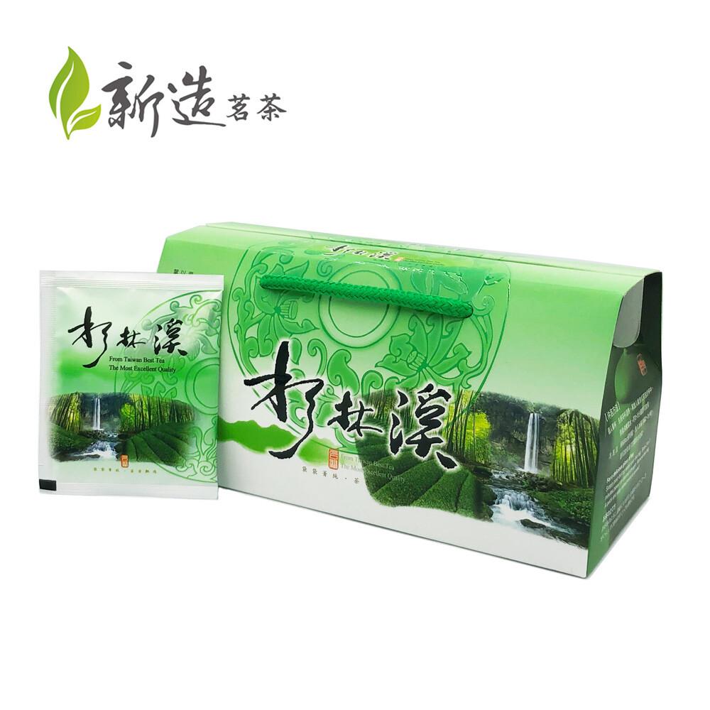 新造茗茶精選杉林溪極品袋茶伴手禮盒 (30入/盒)