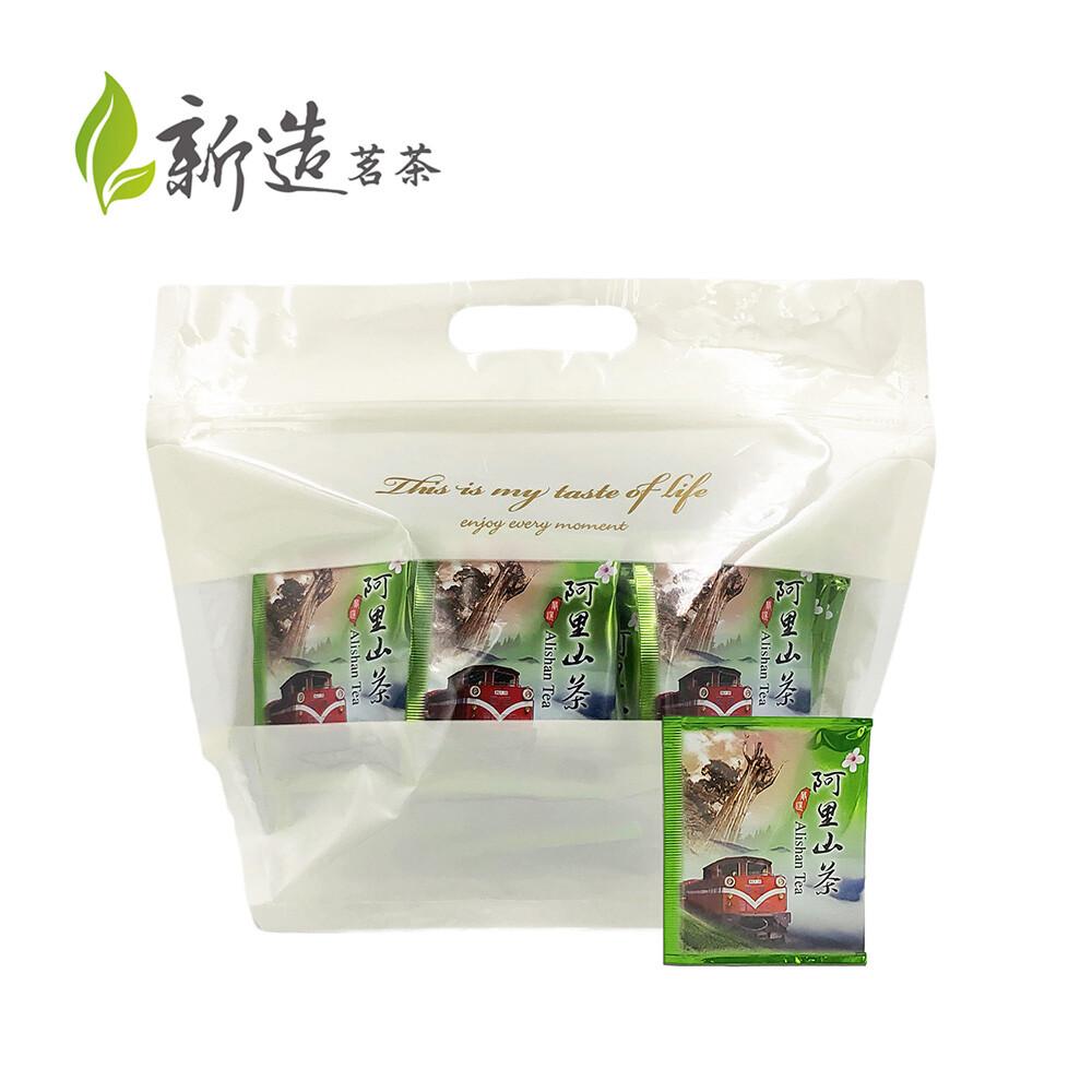 新造茗茶精選阿里山高冷茶極品袋茶包(40入/袋)