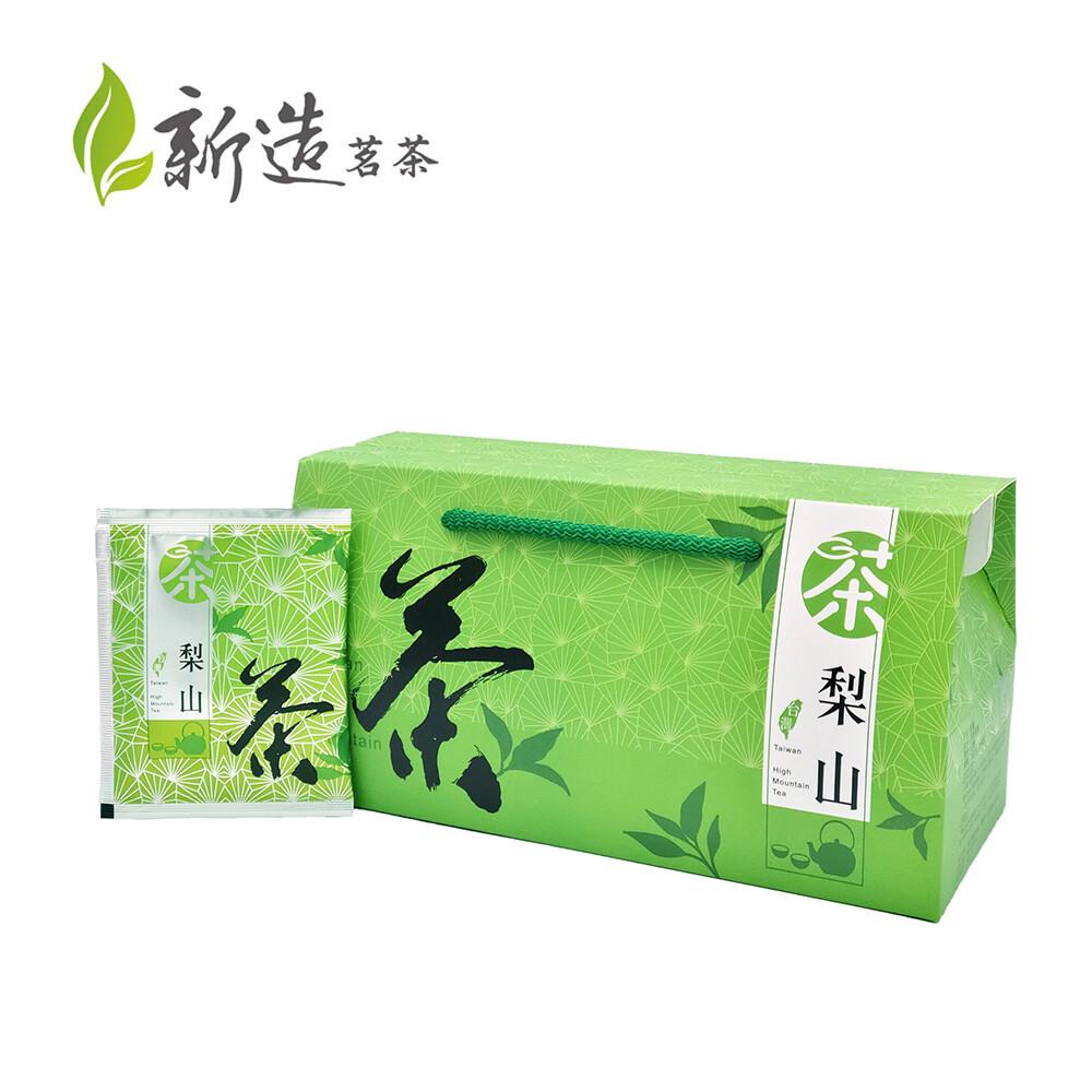 新造茗茶精選梨山醇韻袋茶包(30入/盒)