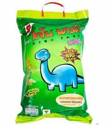 泰國大恐龍餅乾海鮮口味 (8.6折)