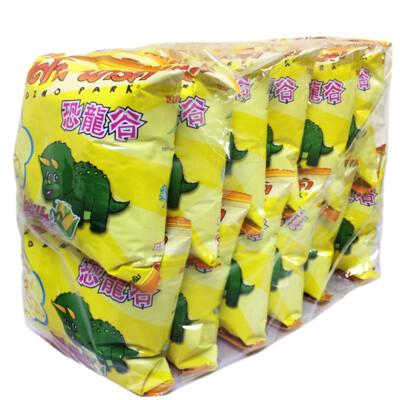 泰國小恐龍餅乾玉米口味 (7.3折)