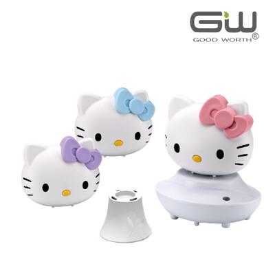 GW水玻璃 Hello Kitty分離式除濕機 馬卡龍5件組(薰香台)【聯名商品】 (5.6折)