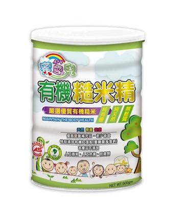 蜜雪兒 有機糙米精【鍵淮有機】 (9.4折)
