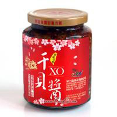 菊之鱻 XO干貝醬/450g (9.1折)