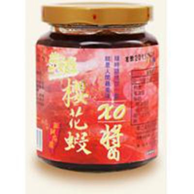 菊之鱻 櫻花蝦XO醬 (9.5折)