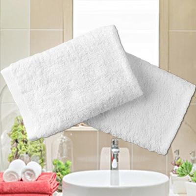【法式寢飾花季】五星飯店專用款純白柔舒毛巾(150g/條) (4.6折)