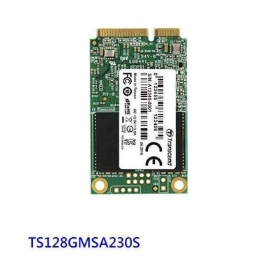 創見 固態硬碟 ts128gmsa230s 128gb msata ssd 支援 sata iii (7.5折)