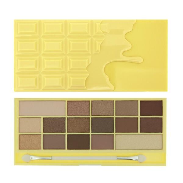 愛來客英國makeup revolution i  makeup naked chocolat