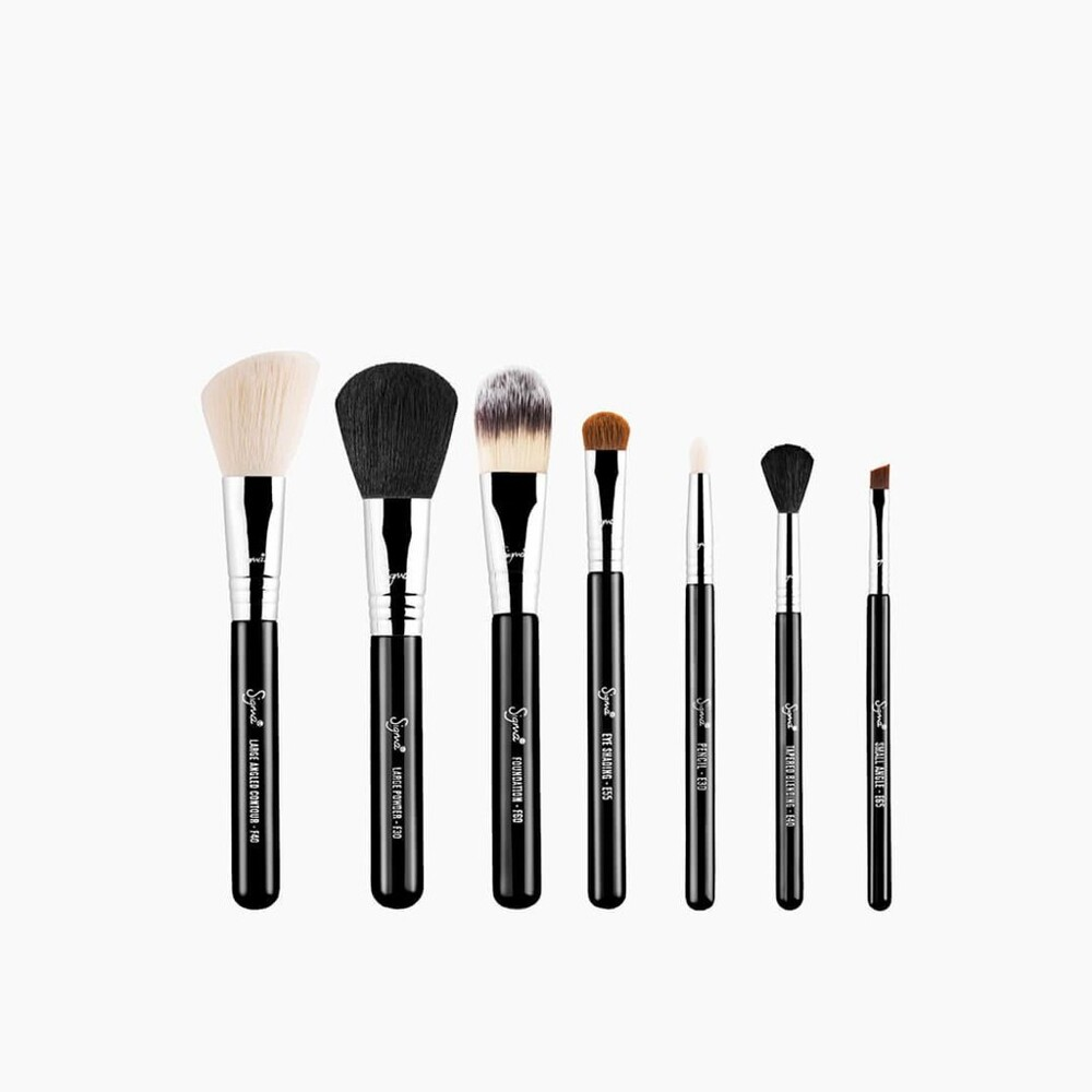 sigma essential travel brush set 7支化妝刷組愛來客美國sig