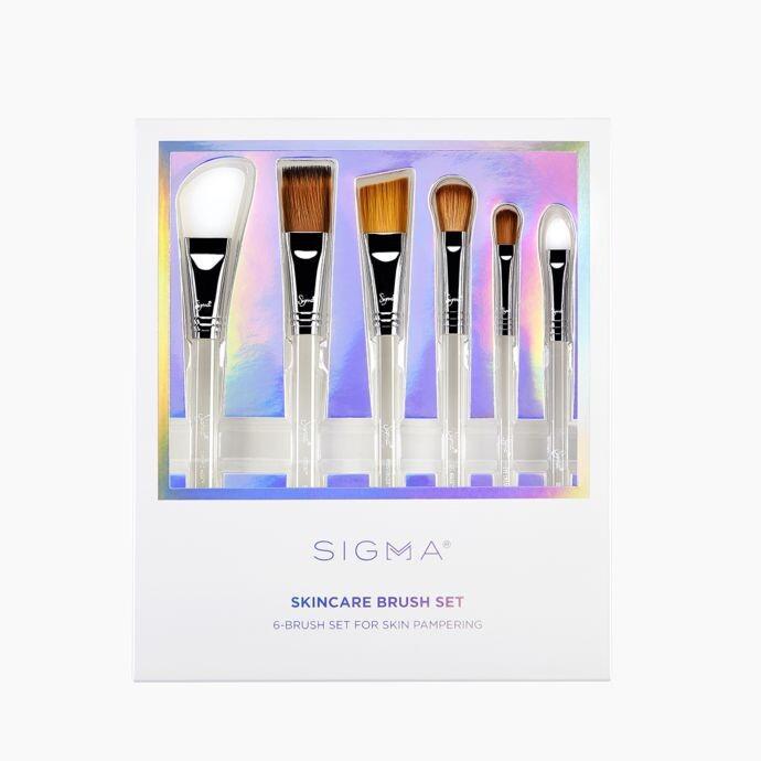 sigma skincare brush set愛來客美國sigma官方授權經銷商 護膚刷 刷具