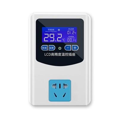 【NF13】高精度溫控器 溫控插座時間控制器溫度時間控制器 冷卻/加熱 定時 溫控器 AC110V全 (7.6折)