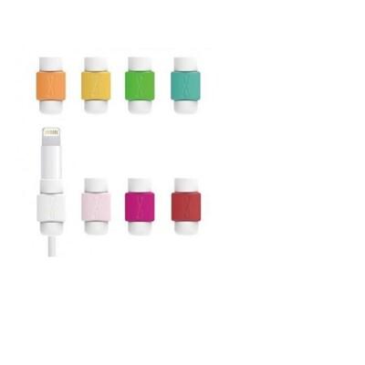 i線套OLD101數據線保護套iphone蘋果手機傳輸線充電線保護套 usb線限蘋果同款數據線充電線 (0.7折)
