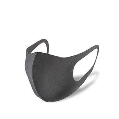 SK口罩(1個) 超強防護時尚立體可水洗高效能口罩海綿口罩防塵霧霾透氣可清洗網紅防曬男女潮款韓版 (0.7折)