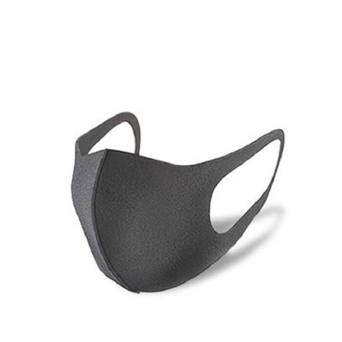 sk口罩(1個) 超強防護時尚立體可水洗高效能口罩海綿口罩防塵霧霾透氣可清洗網紅防曬男女潮款韓版