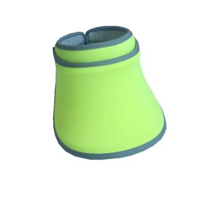 【NFO遮陽帽】缺色隨機出 伸縮美膚太陽帽夏季女防曬帽空頂帽帽紫外線 UV 腳踏車 外出 踏青 高爾 (3.9折)