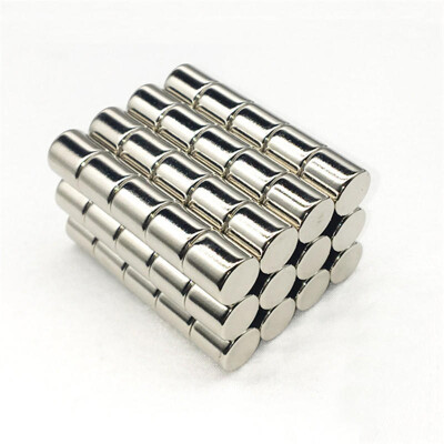 圓柱1cm磁鐵SG696 超強釹鐵硼強磁強力磁鐵圓型10mmx10mm強力磁鐵超強力磁鐵10X10文 (1折)