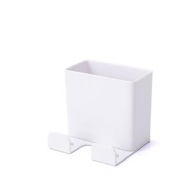 遙控器收納盒SG663 客廳家用壁掛免打孔簡約創意多功能放遙控器的收納盒 (1.6折)