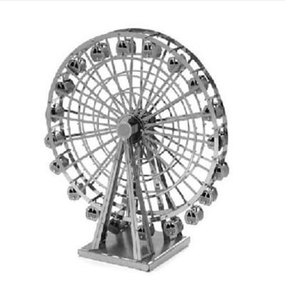 3D金屬模型diy 18種3D金屬拼圖.3D.立體金屬建築 鐵達尼 白宮 倫敦 阿帕契 (5.9折)