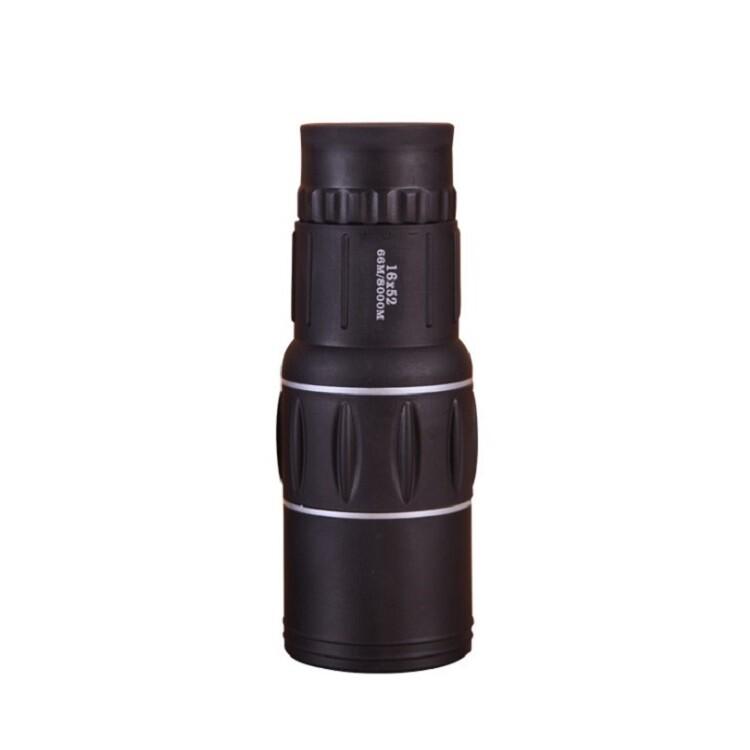 16x52單筒望遠鏡 台灣製 專供出口 高倍高清微光夜視光學調焦便攜禮品演唱會歌友會戶外休閒 賞鳥