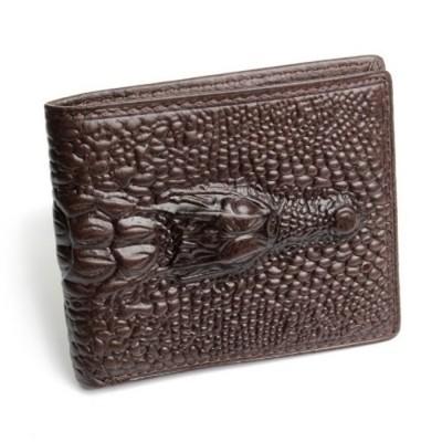 真皮 鱷魚 皮包 皮夾-短夾(SZ3063494AS) (8.4折)
