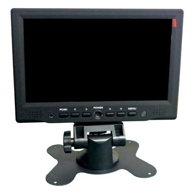 AV/VGA/HDMI多輸入7吋免改裝1080P車用液晶TFT LED液晶螢幕 (8折)