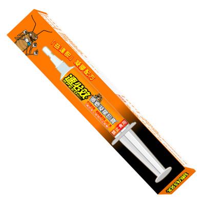 速必效蟑螂凝膠餌寶(10公克/單支針管) (5.4折)