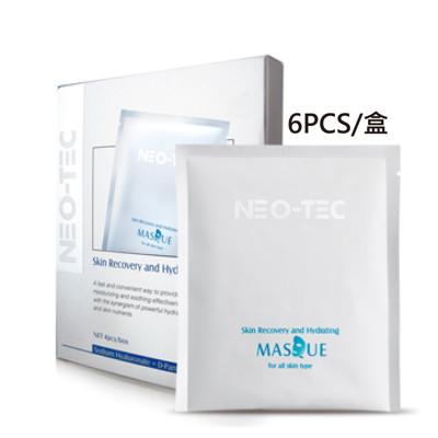 妮傲絲翠NEO-TEC 高效水嫩修護面膜6片裝 (5.3折)