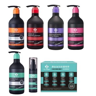 《台塑生醫》Dr's Formula吳依霖老師推薦洗護髮系列~7款任選 (2.1折)